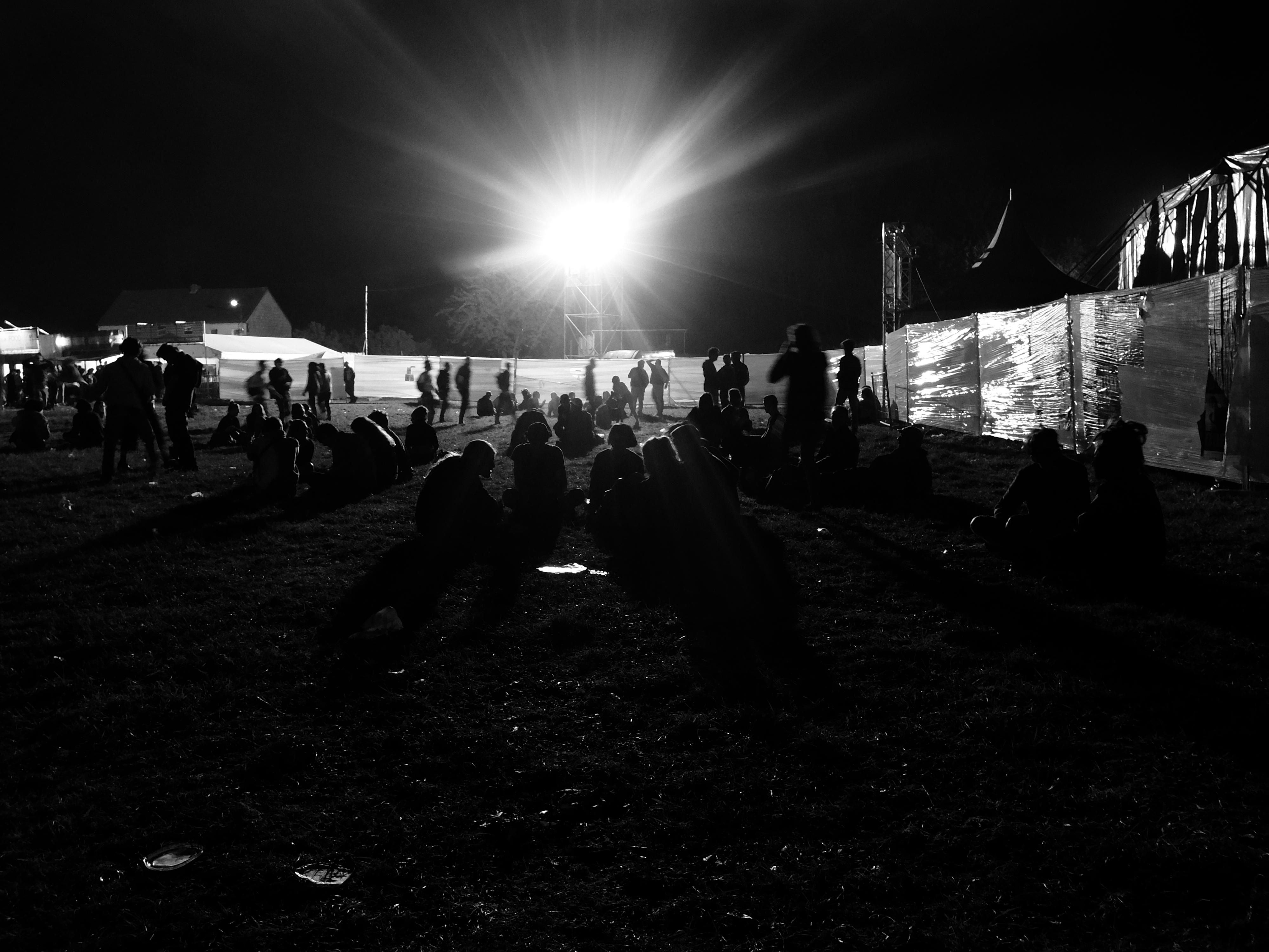 Dour festival 2016 Lisa Lapierre