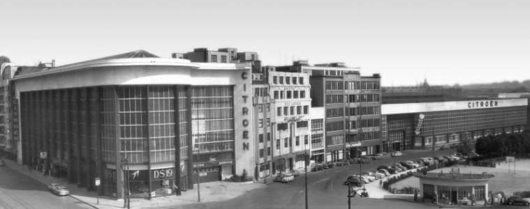 Centre Pompidou Brussels