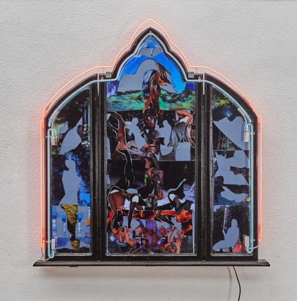 Joris Van de Moortel Art Brussels 2018