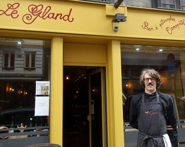 Le Gland Brussels