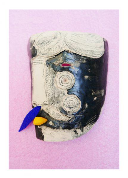 Nadia Naveau artwork Antwerp Base Alpha Gallery