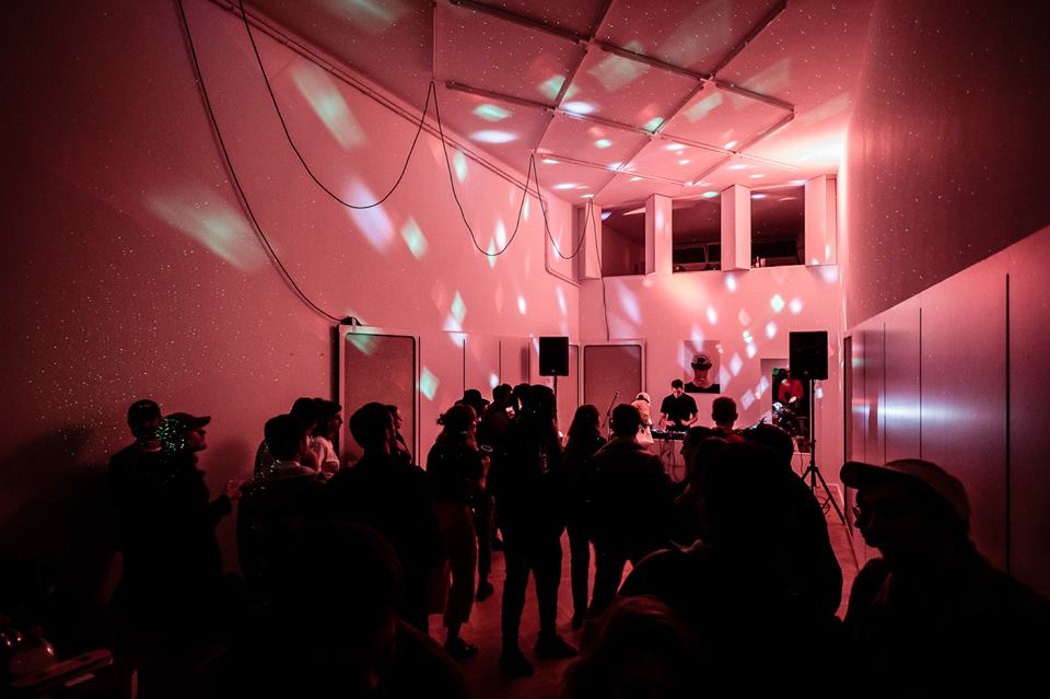 Nuits Sonores Brussels