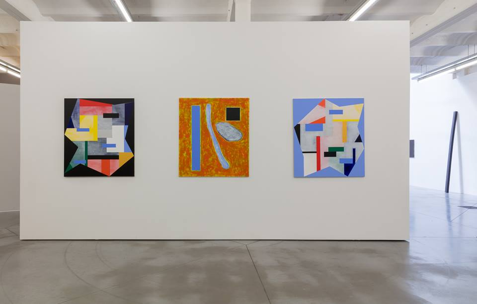Exhibition view Philippe Van Snick at Tatjana Pieters Gallery in Ghent, Belgium