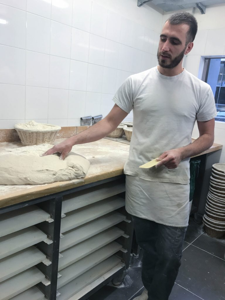 Saint Aulaye bakery Brussels
