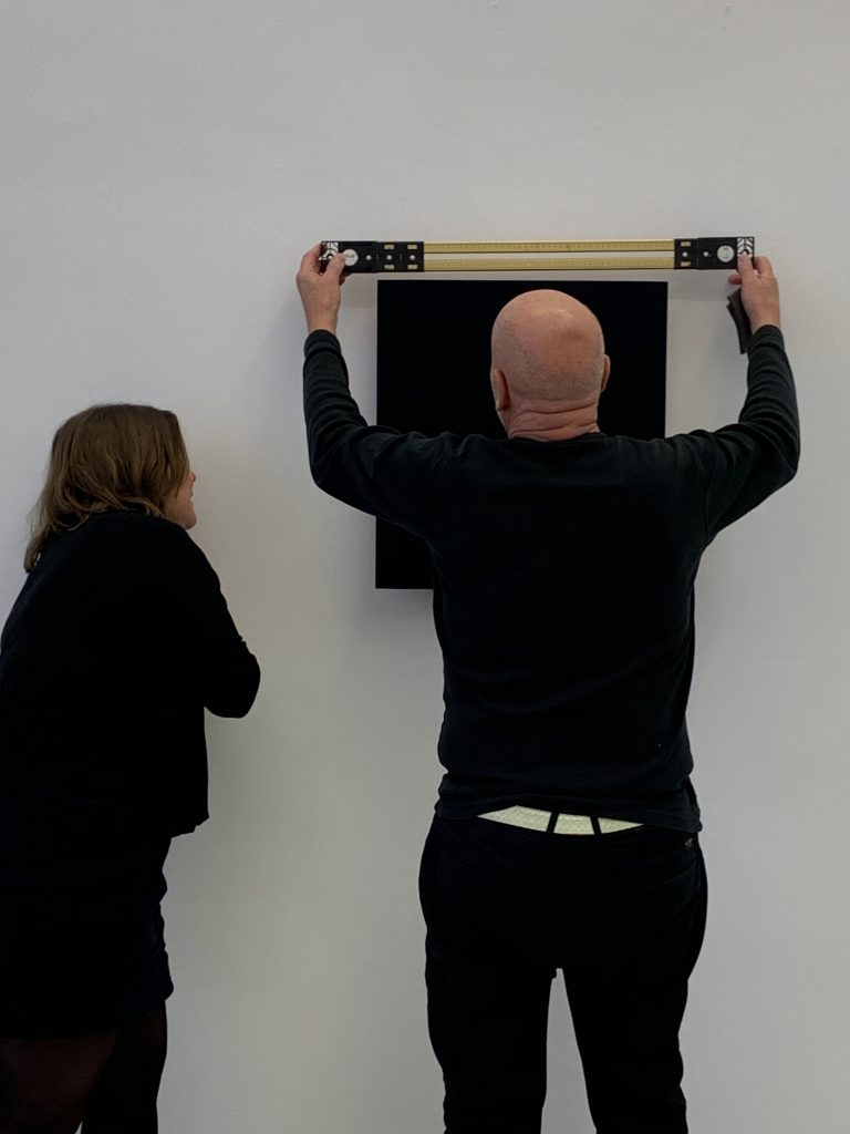 Lien Craps about her first exhibition