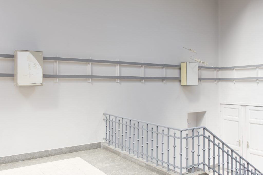 Joachim Coucke about Kortrijk art space Dash