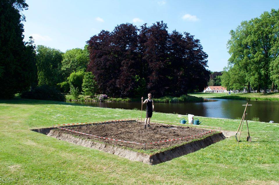 7 things to do in Belgium - outdoor art exhibition