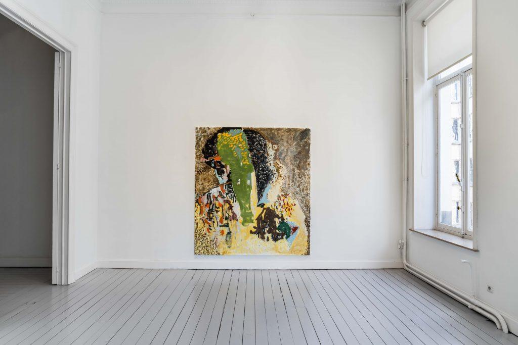 Richard Aldrich at Gladstone Gallery Brussels
