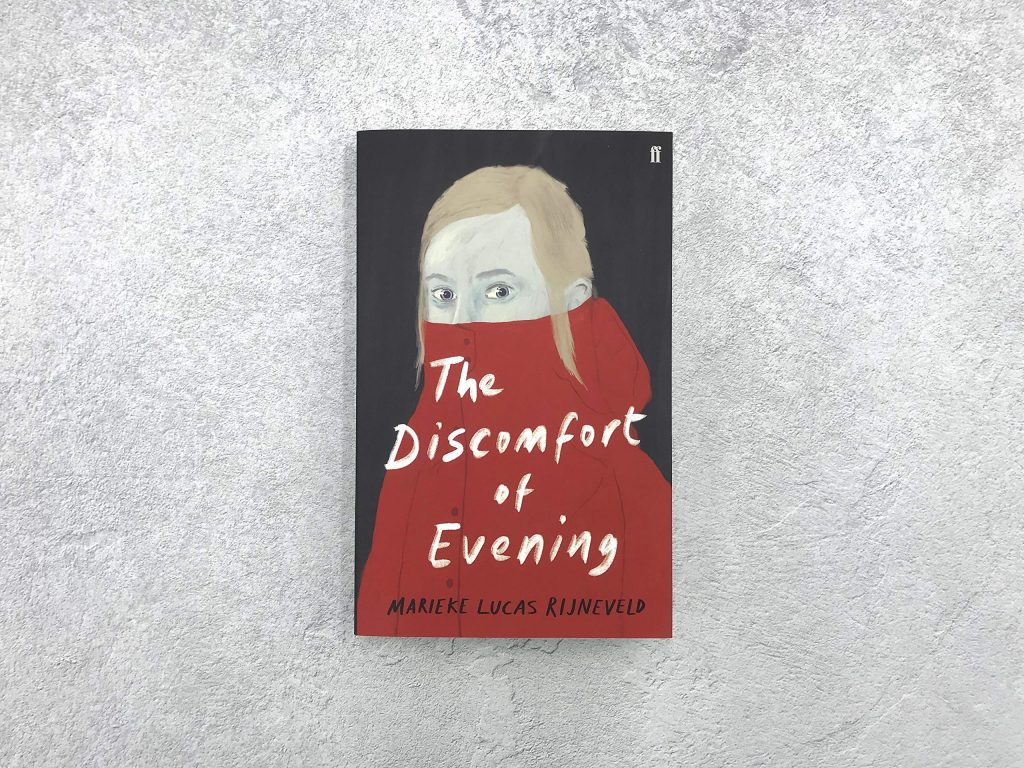 Book cover The Discomfort of Evening