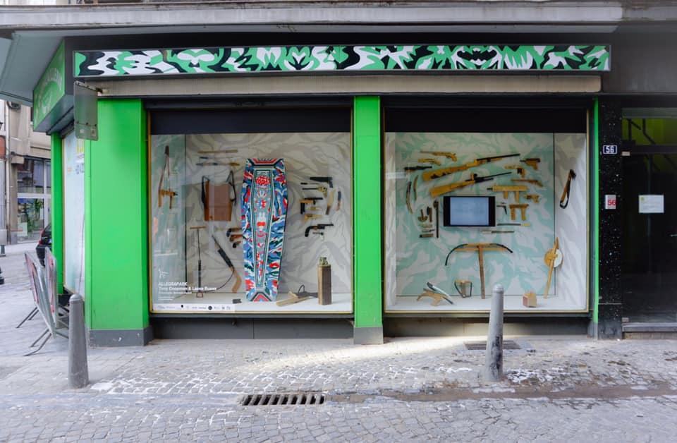 exhibitions in Belgium