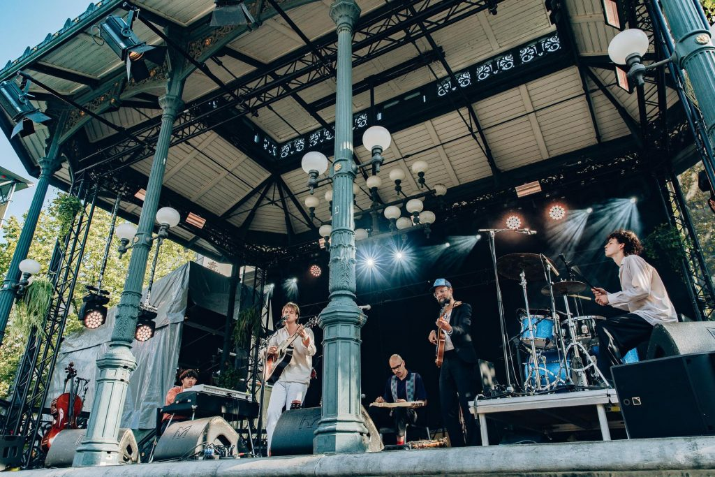 free concerts in ghent