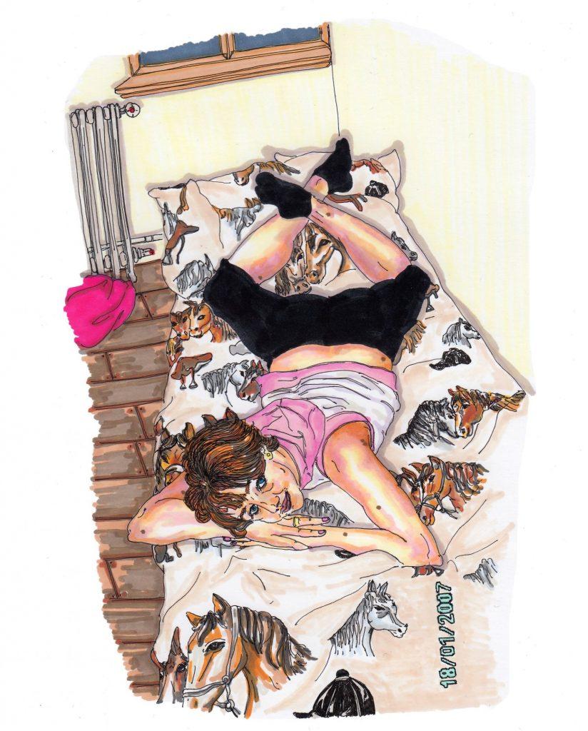 illustrator Agathe Dananaï